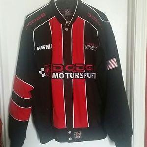 Dodge motorsports jacket